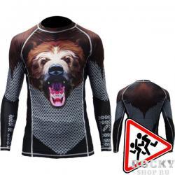 Детский рашгард Jitsu Медведь