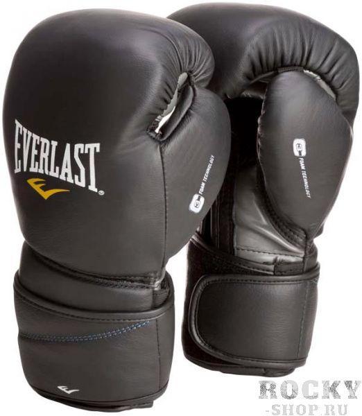 Перчатки боксерские Everlast Protex2 Leather, 12 oz Everlast