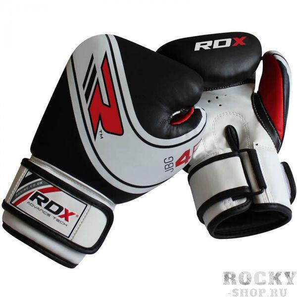 Боксерские Перчатки RDX Kids White/Black, 4 OZ RDXБоксерские перчатки<br>Детские боксерские перчатки RDX. Перчатки ( Вес:4 oz) могут использовать дети 4-8 лет. Ваш будущий Чемпион непременно будет выделяться из толпы на тренировках или во время соревнований!<br>