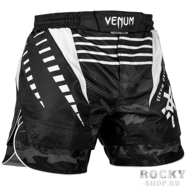 Шорты Venum Okinawa 2.0 Black/White