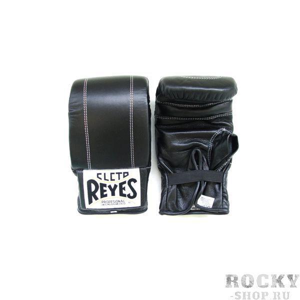 Перчатки снарядные на резинке, Размер L Cleto ReyesCнарядные перчатки<br>Изготовлены из 100% кожи с подкладкой из водонепроницаемого нейлона<br> Наполнитель из латексной пены<br> Эластичная манжета<br><br>Цвет: Черный