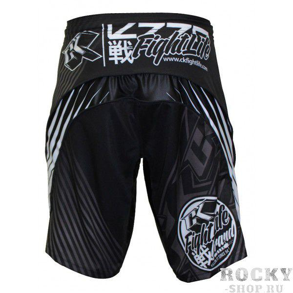 Шорты ММА Contract Killer YRS Black Shorts
