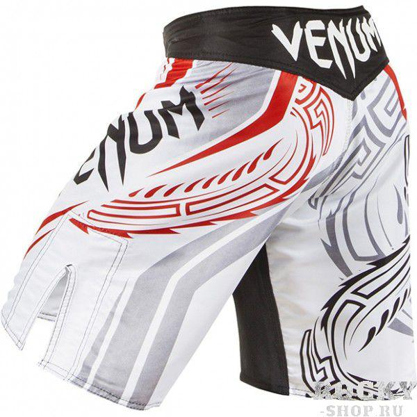 "Шорты Fightshort Venum ""Lyoto Machida Ryujin"" - White/Red"