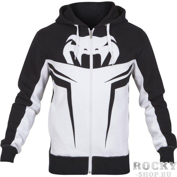 Толстовка VENUM «SHOCKWAVE 3.0» HOODY - ICE/BLACK
