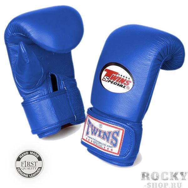Перчатки снарядные тренировочные на липучке, Размер L Twins SpecialCнарядные перчатки<br>Отлично годятся для тренировки на снарядах<br> Удобная фиксирование предплечья на липучке защищает от травм<br> Идеальное соотношение цена-качество<br> Натуральная кожа наивысшего качества<br> Ручная работа<br> Закрытый большой палец<br> Вентиляция на ладони<br><br>Цвет: Синий