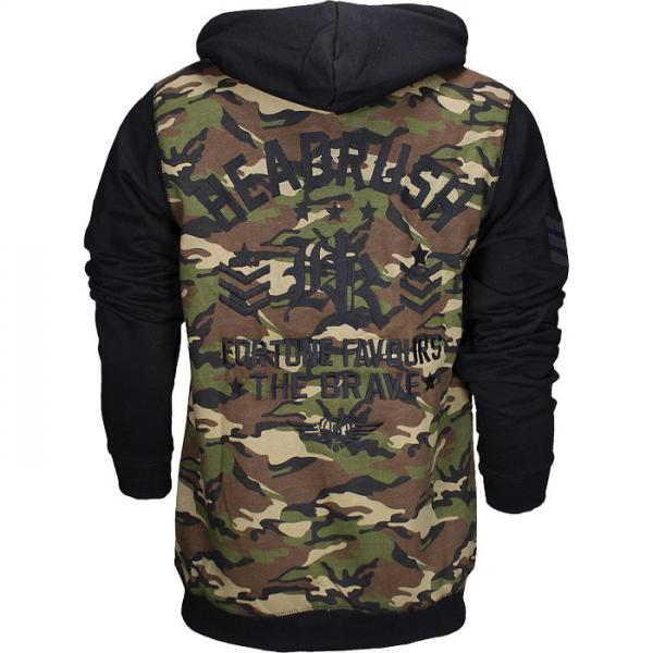 Кофта Headrush FFTB Camo Inverted