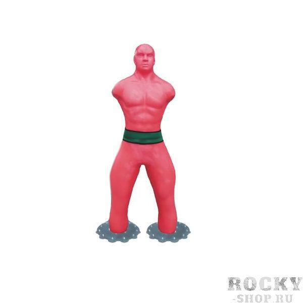 Манекен для кикбоксинга, 170-175 см STATUS BoxingСнаряды для бокса<br>Ростовой манекен<br> Регулируемая высота 170-175 см<br> Идеален для проработки ударов ногами<br> Установка занимает минимальное количество времени<br> Выдерживает удары любой силы<br> Прост в использований и уходе<br> Материал - латекс<br><br>Цвет: Красный