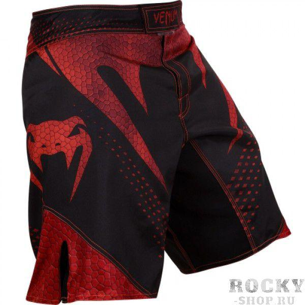 Шорты ММА Venum «Hurricane» Fightshorts Amazonia Red