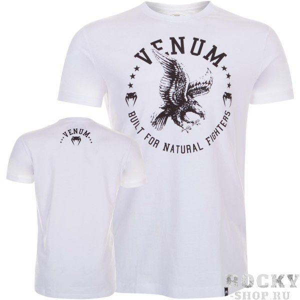 Футболка Venum Natural Fighter Eagle - Ice