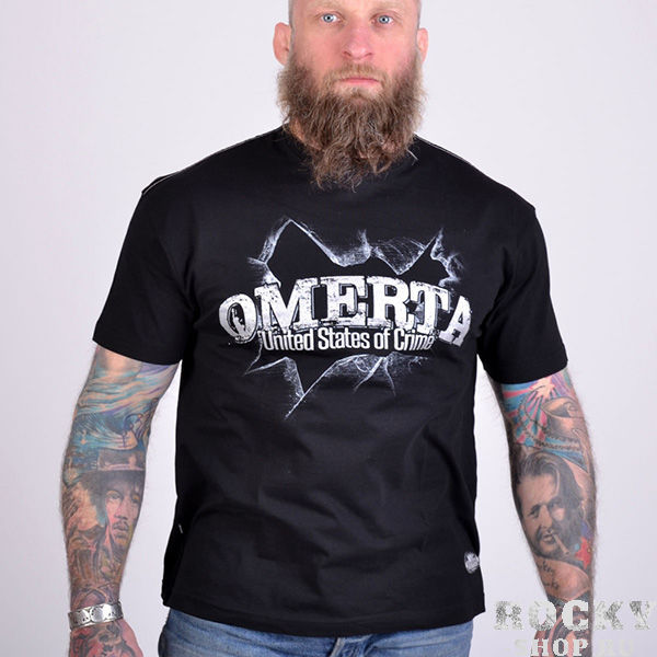 Футболка Extreme Hobby Omerta Us Of Crime