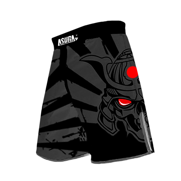 Шорты AsurA MMA Warrior Grey