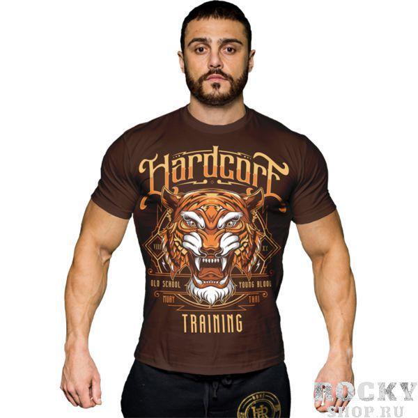 Футболка Hardcore Training Tiger