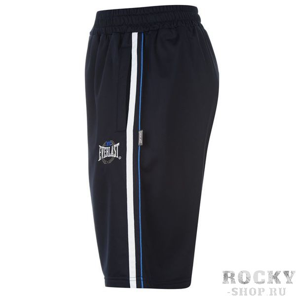 Шорты Everlast Track Shorts Black/White