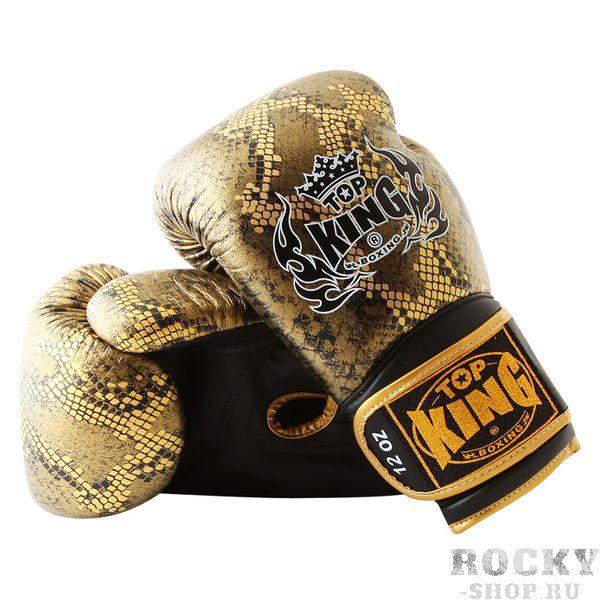 Купить Перчатки для тайского бокса Top King Ultimate Змея 12 oz (арт. 13610)