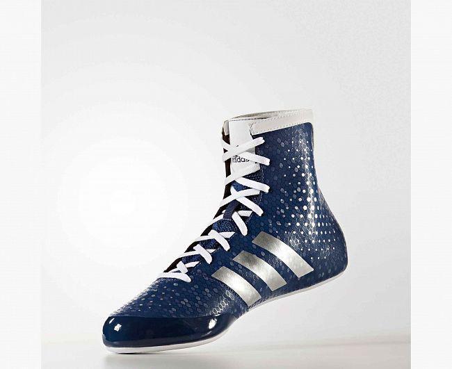 138d6bd87177d6 Боксерки KO Legend 16.2 сине-белые Adidas (арт. 14703) - купить в ...
