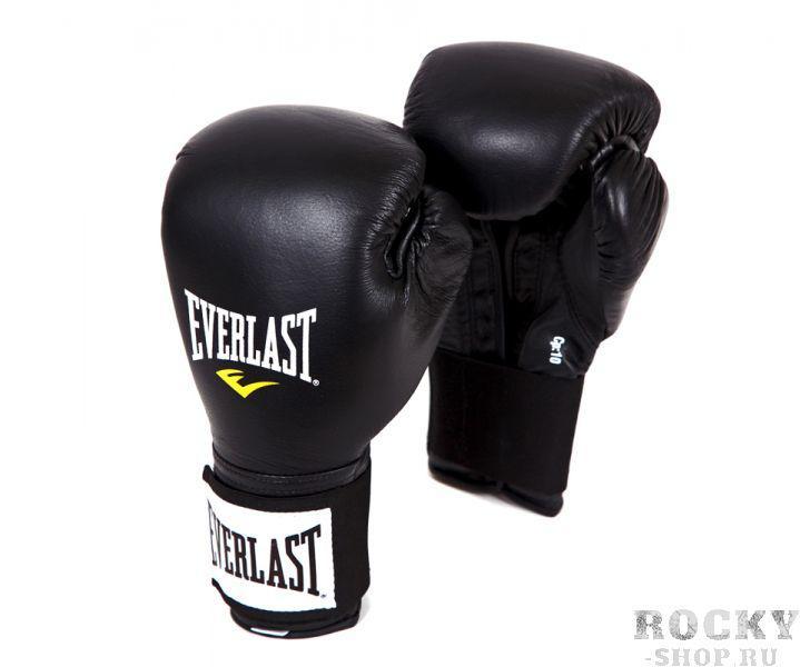 Перчатки боксерские Everlast Pro Level, 10 OZ EverlastБоксерские перчатки<br>Самые популярные боксерские перчатки от Everlast. Изготовлены из натуральной кожи премиального класса. Запястье на эластичной липучке, что позволяет надежно зафиксировать руку. Вентиляционные отверстия для охлаждения. Максимально функциональная форма перчатки.<br><br>Цвет: Черный