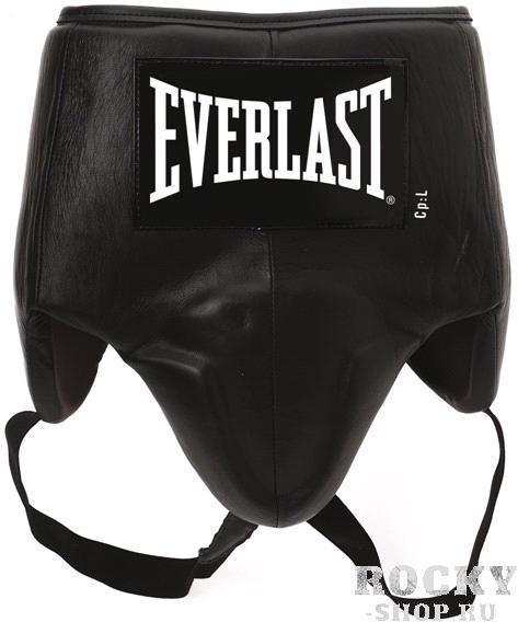 Бандаж Everlast на липучке Velcro Top Pro., Черный EverlastЗащита тела<br>Velcro Top Professional Protection Cup это комфортабельный обтягивающий бандаж, безупречно подходящий как для тренировочных поединков, так и для боя на ринге. Бандаж сделан из первоклассной кожи, а подстежка набита пенным наполнителем наивысшей плотности, вследствие чему достигается превосходная смягчение ударов. Усовершенствованный облегченный дизайн гарантирует самую высокую подвижность и удобство, в то же в ходе обеспечивая безопасность и полную защиту паховой области и тазовой области. Удобные застежки липучки позволят кастомизировать его под ваш размер и плотно закрепить его на теле. Благодаря Velcro Top Professional Protection Cup ваша защита будет как никогда совершенной!<br><br>Цвет: XL