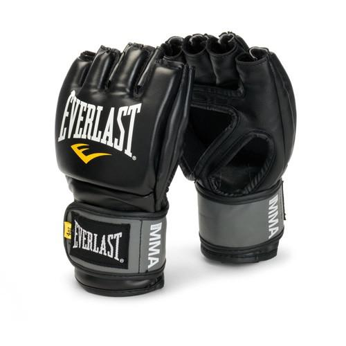 Перчатки для MMА Everlast Pro Style Grappling, LXL EverlastПерчатки MMA<br>Перчатки Pro Style Grappling в новом дизайне предназначены специально для смешанных единоборств! Эргономичный дизайн позволяет достичь предельной гибкости и удобства. Регулируемый ремешок на липучке кастомизируется под нужный размер запястья. Изготовлены из первоклассной искусственной кожи.<br><br>Цвет: Серый