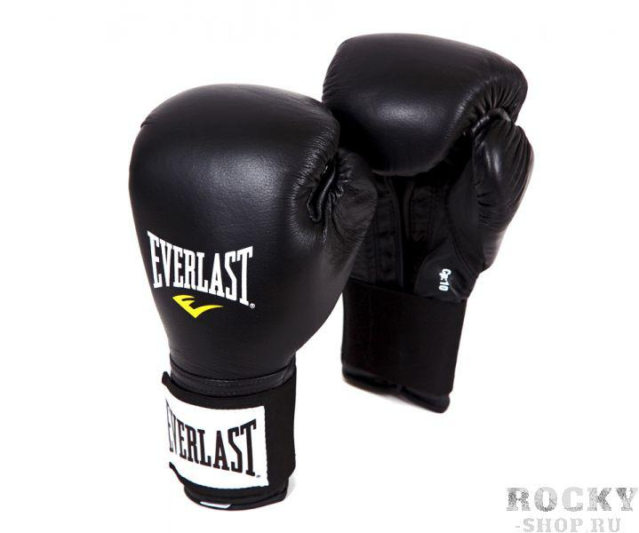 Перчатки боксерские Everlast Pro Level, 16 OZ EverlastБоксерские перчатки<br>Самые популярные боксерские перчатки от Everlast.Изготовлены из натуральной кожи премиального класса.Запястье на эластичной липучке, что позволяет надежно зафиксировать руку.Вентиляционные отверстия для охлаждения.Максимально функциональная форма перчатки.<br>