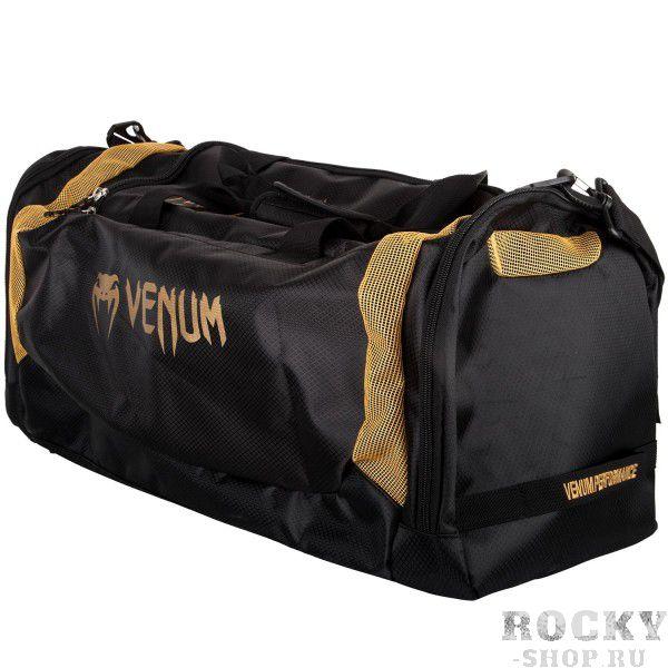 772773c9e4b4 Сумка Venum Trainer Lite Black/Gold Venum (арт. 21176) - купить в ...