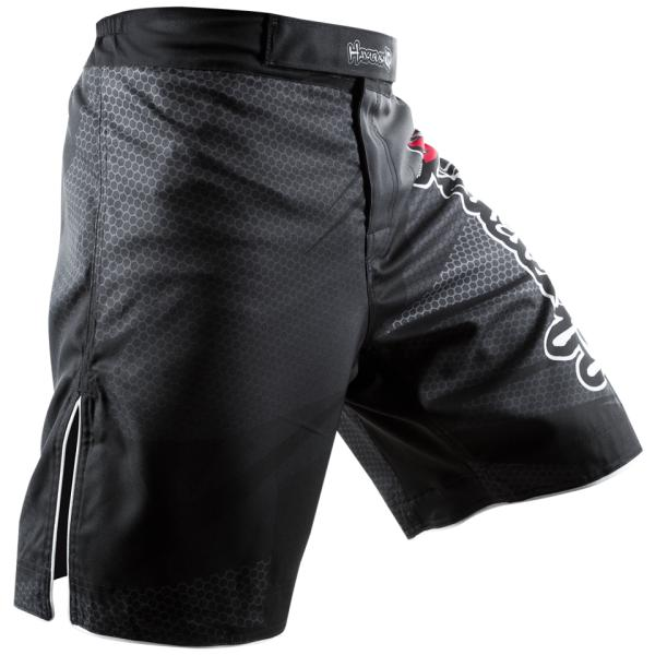 Шорты ММА Hayabusa Metaru Performance Shorts Black