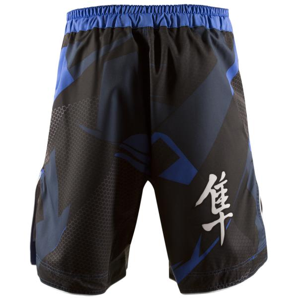 Шорты ММА Hayabusa Metaru Performance Shorts Blue