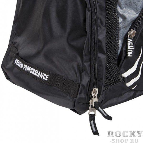 Сумка Venum «Trainer Lite» Duffle Sport Bag - Black