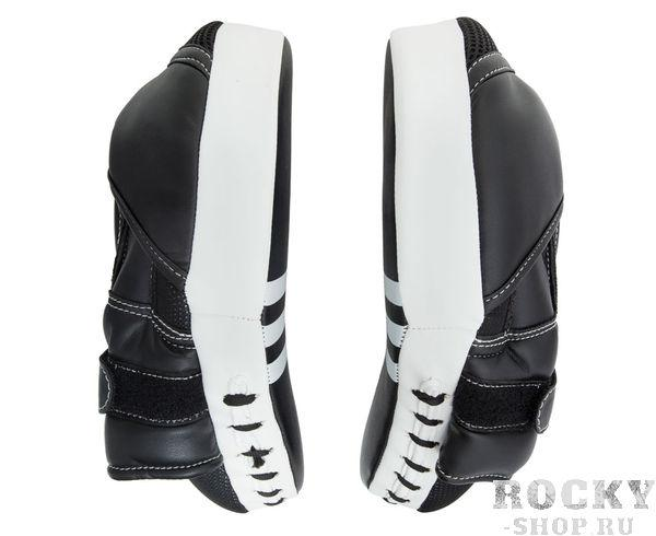 Лапы Training Curved Focus Mitts Short черные