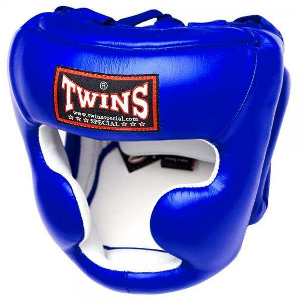 Боксерский шлем Twins Special HGL-3, Размер M Twins SpecialШлемы ММА<br>Полнозащитный тренировочный шлем с липучкой на затылочной части от Twins Special. <br> Надежно защищает лицо от повреждений<br> Отличная анатомическая форма<br> Идеальное соотношение цена-качество<br> Натуральная кожа<br> Удобная липучка<br><br>Цвет: Серебряный