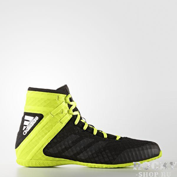 409cb77421b24a Боксерки Adidas Speed Legend Adidas черно-желый (арт. 10455 ...