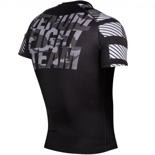 Рашгард Venum Speed Camo Urban Black S/S