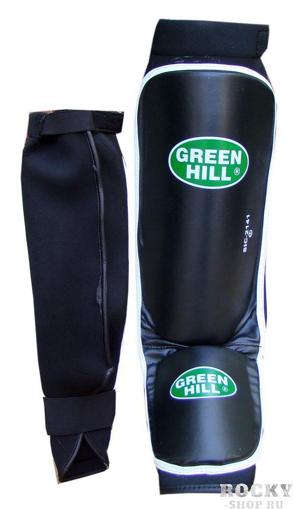 Купить Защита голень + стопа cover, размер xl Green Hill (арт. 10002)