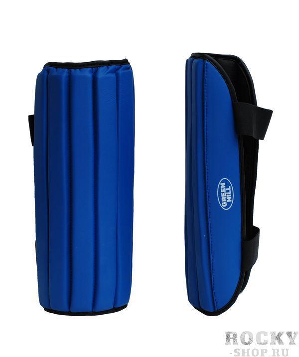 Защита голени SP-2125, размер XL, XL Green HillЗащита тела<br>Материал: Искусственная кожаВиды спорта: Кикбоксинг, Таэквондо, КаратэМатериал : кож.зам Высота : 34 см Ширина : 23.5 см Ремешки : 14-17см ( в свободном и растянутом состоянии)Толщина наполнителя : 2,5 см<br>