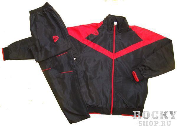 Костюм спортивный, Черный Green HillСпортивные костюмы<br>Спортивный костюм. материал: полиэстер.<br><br>Размер INT: S