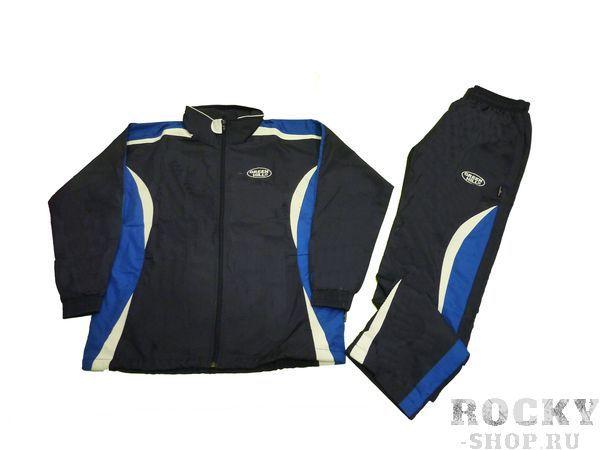 Костюм спортивный детский дзюдо , Синий Green HillСпортивные костюмы<br>Спортивный костюм. материал: полиэстер.<br><br>Размер INT: 8 лет