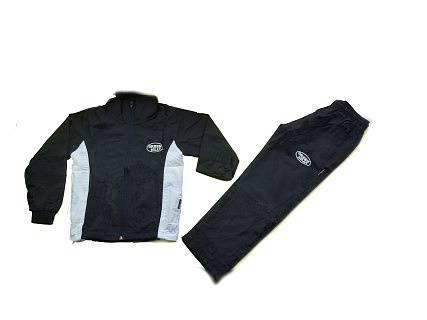 Детский спортивный костюм/синий с белым/ , Синий Green HillСпортивные костюмы<br>Спортивный костюм. материал: полиэстер.<br><br>Размер INT: 6 лет