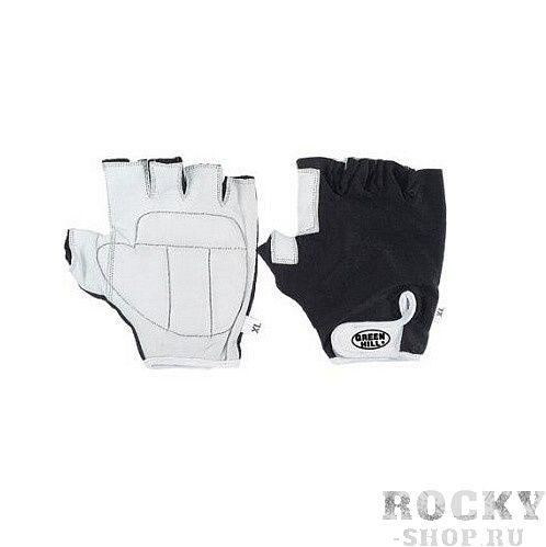Перчатки для фитнеса WLG-6413 Green HillПерчатки для фитнеса<br>Перчатки вело/тяжелоатлетические. Сделаны из кожи и лайкры.<br><br>Размер: M