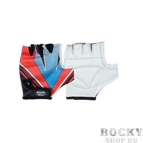 Перчатки для фитнеса WLG-6420 Green HillПерчатки для фитнеса<br>Перчатки вело/тяжелоатлетические. Сделаны из кожи и лайкры. На запястье ремень на липучке.<br><br>Размер: L