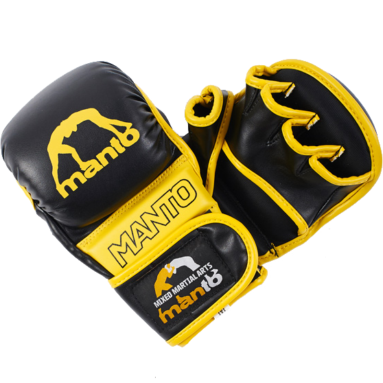 Гибридные перчатки Manto MantoПерчатки MMA<br>Гибридные перчатки Manto Sparring 2.0.ММА перчатки Manto обеспечивают достаточно плотное фиксирование кисти.Очень хороший вариант для спаррингов.Состав: искусственная кожа.Вес: 6 унций.<br>
