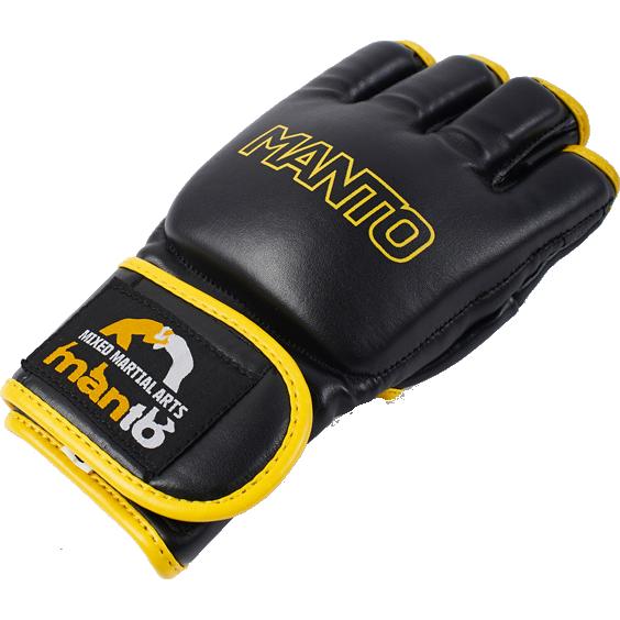 ММА перчатки Manto PRO 3.0 MantoПерчатки MMA<br>Перчатки для мма Manto PRO 3.0.ММА перчатки Manto обеспечивают достаточно плотное фиксирование кисти.Отлично подходят и для тренеровок, и для соревнований.Состав: искусственная кожа.Вес: 4 унции.<br>