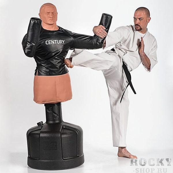 Куртка для BOB BOX CenturyСнаряды для бокса<br>Куртка для BOB BOX дает вам простой и удобный способ добавить новые упражнения и разнообразить ваши тренировки. Тренировки блокирования, парирования и работа вокруг руки будут более реалистичными. Подходит для моделей BOB-BOX и BOB-BOX XL. 3 внутренних регулируемых и 4 внешних застежки на спине максимально надежно фиксируют куртку на менекене. Изготовлены из винила и пенополиуретана высокой плотности с усиленными швами.<br>