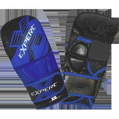 Гибридные перчатки Flamma, L FlammaПерчатки MMA<br>Гибридные перчатки Flamma Expert. Предусмотрена защита большого пальца. Идеальное соотношение цена/качество. Состав: искусственная кожа! Вес: 6 Oz.<br><br>Размер: M
