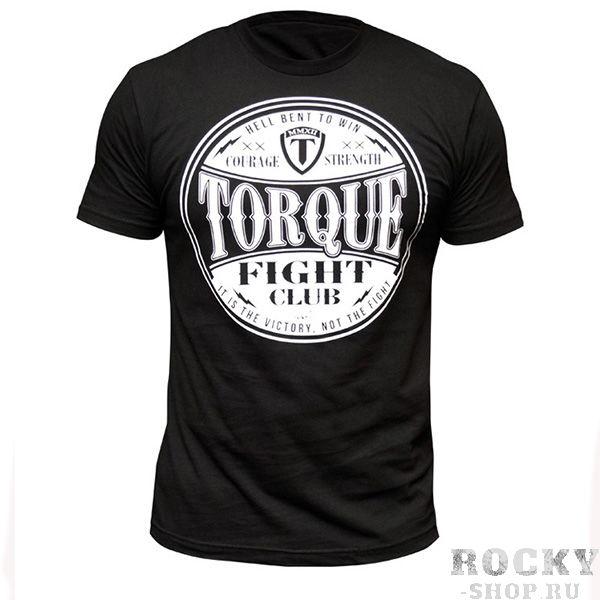 Футболка Torque Fight Club TorqueФутболки / Майки / Поло<br>Футболка Torque Fight ClubЕсли вы относите себя к бойцовскому миру смешанных единоборств, вряд ли вы будете это скрывать. Torque приглашает вас в официальный бойцовский клуб, где обязательным атрибутом станет футболка «Fight Club». Футболка сделана из самого высококачественного и облегченного хлопка, поэтому станет любимой в вашем гардеробе. Рисунок надежно сублимирован в ткань и не сотрется в течение долгого времени. Состав: 100% хлопок.<br>