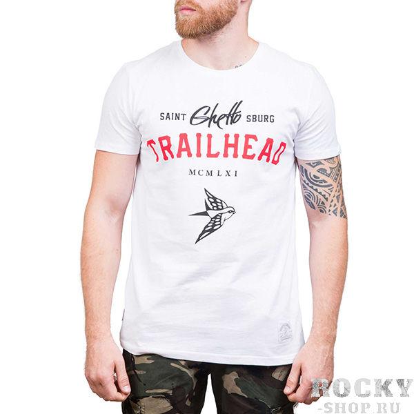 Купить Футболка Trailhead Ghetto Sburg White (арт. 10285)