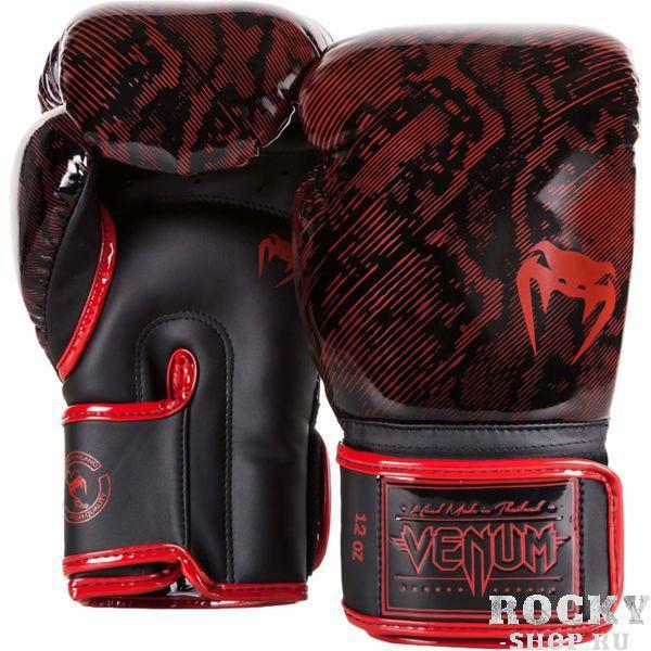 Купить Перчатки боксерские Venum Fusion Red 14 oz (арт. 10350)