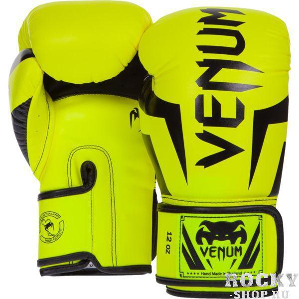 Купить Боксерские перчатки Venum Elite 16 oz (арт. 10367)