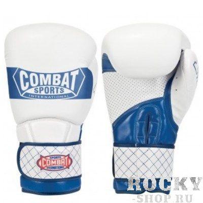 Перчатки тренировочные COMBAT IMF Tech Hook And Loop Combat 16 oz (арт. 10384)  - купить со скидкой