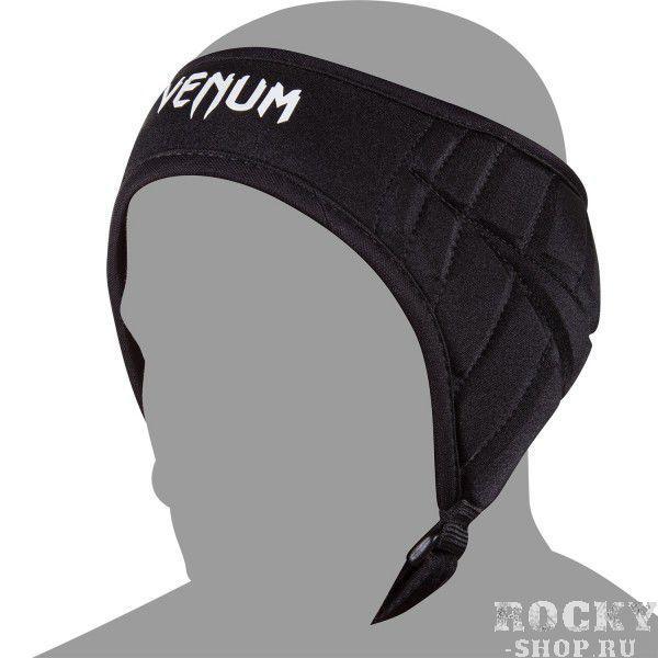Защита ушей Venum Kontact Evo Ear Guard - Black (арт. 10406)  - купить со скидкой