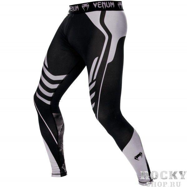 Компрессионные штаны Venum Technical Black/Grey VenumКомпрессионные штаны / шорты<br>Компрессионные штаны Venum Technical Black/Grey созданы как раз для тренировок по грепплингу и бжж.Повышают производительность мышц, не создавая при этом дискомфорт.Компрессионная технология Venum будет равномерно оказывать давление на Ваши мышцы даже во время самых интенсивных движений.Они будут защищать Вас от мелких травм, ссадин, раздражений и микробов.Особенности:- Состав: 87% полиэстер / 13% эластан- Эргономичные швы и удобная резинка на талии- Сделано в Китае<br>