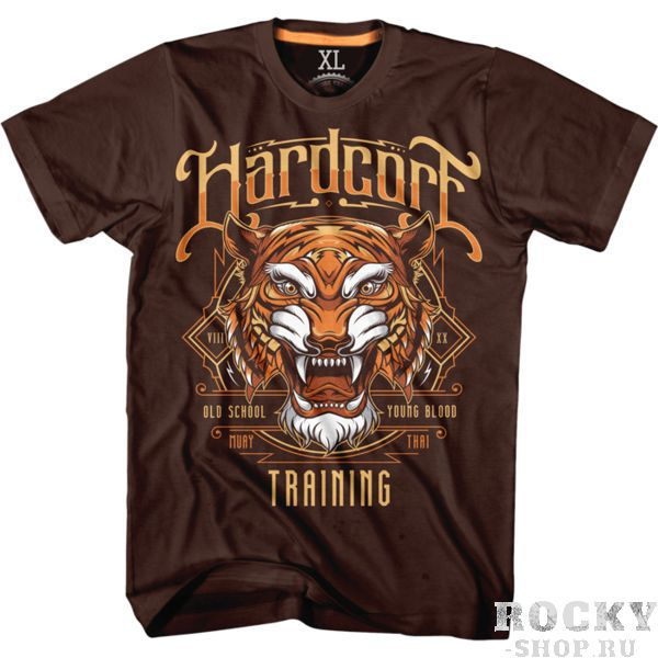 Купить Футболка Hardcore Training Tiger (арт. 10447)